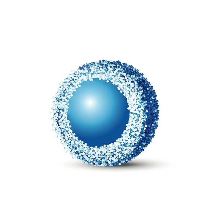 1000 Å 2.7 µm molecule