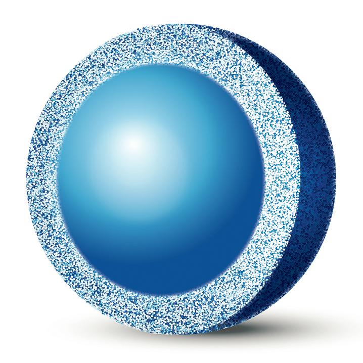 160 Å 5 µm molecule