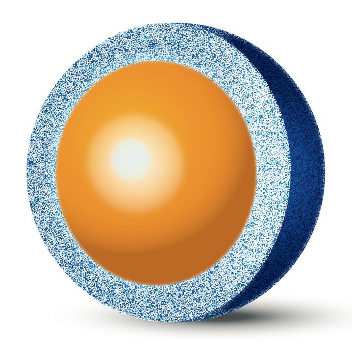 90 Å 5 µm molecule