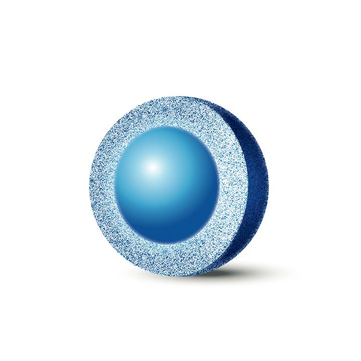 90 Å 2.7 µm molecule