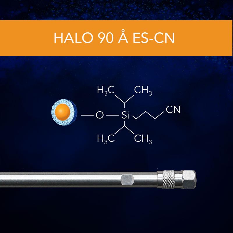 HALO® 90 Å ES-CN