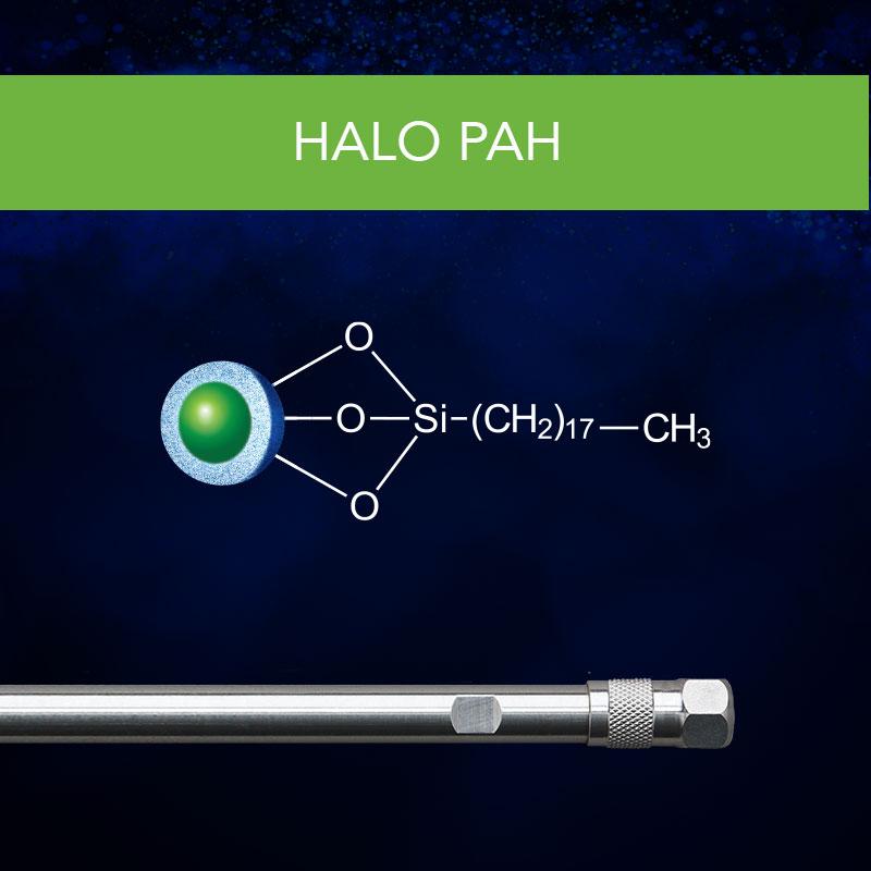 HALO® 90 Å PAH