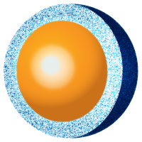 halo particle
