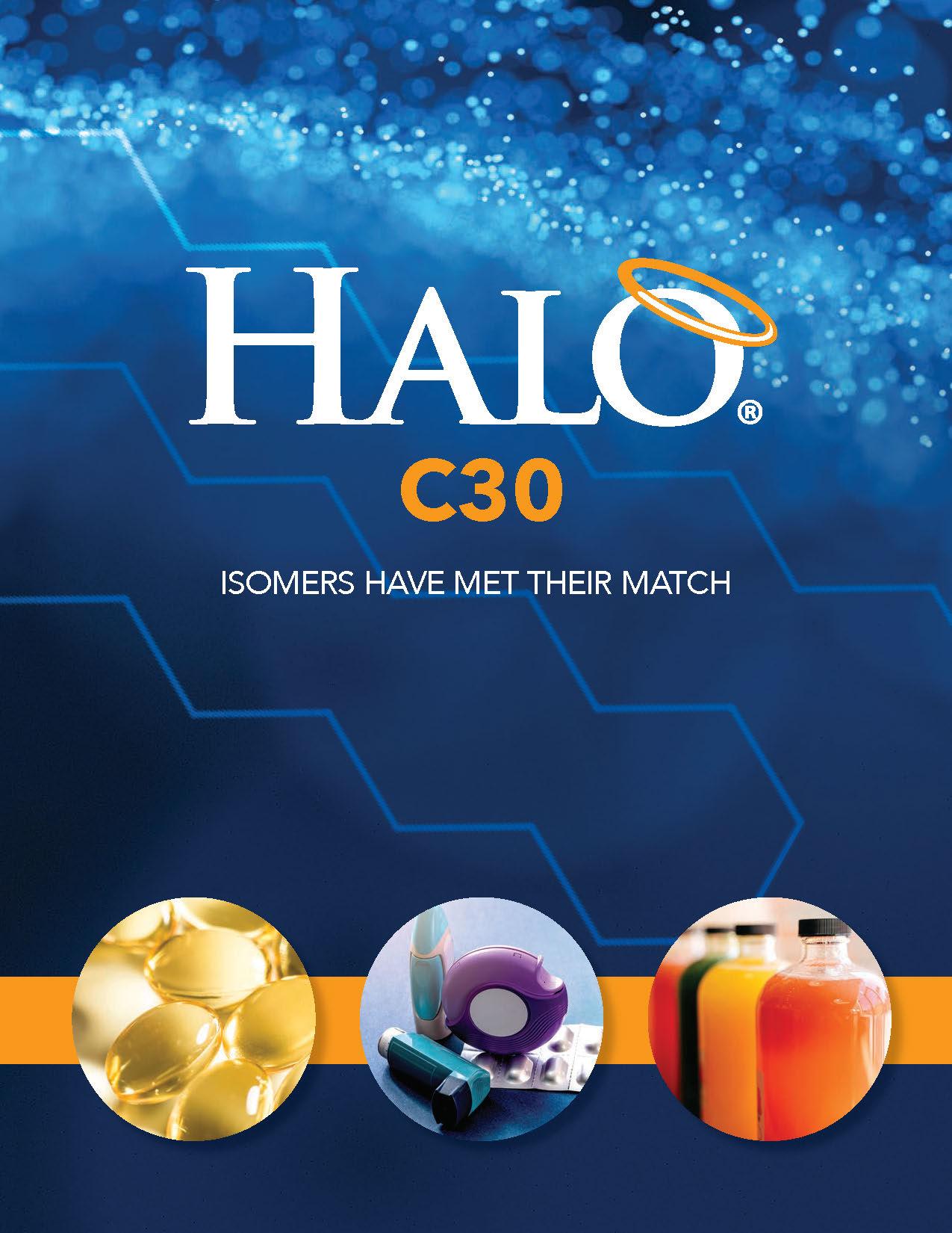 halo c30 column