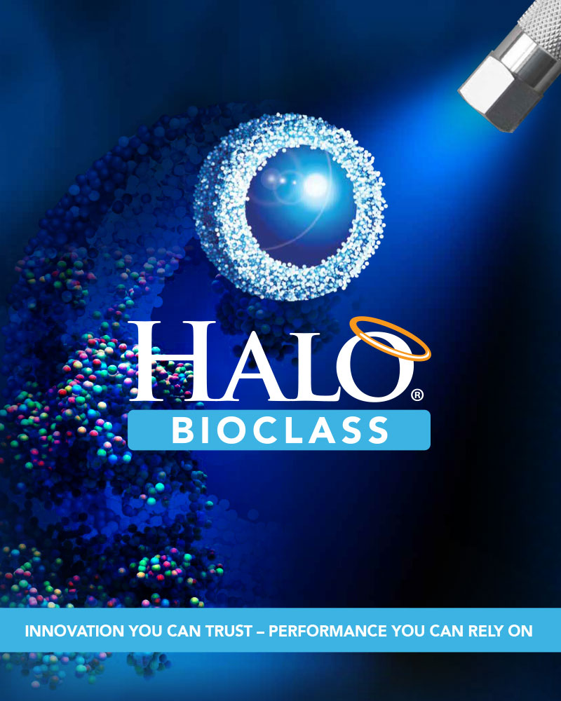 Halo Bioclass For Glycan Analysis, Protein Separation And Peptide Separation