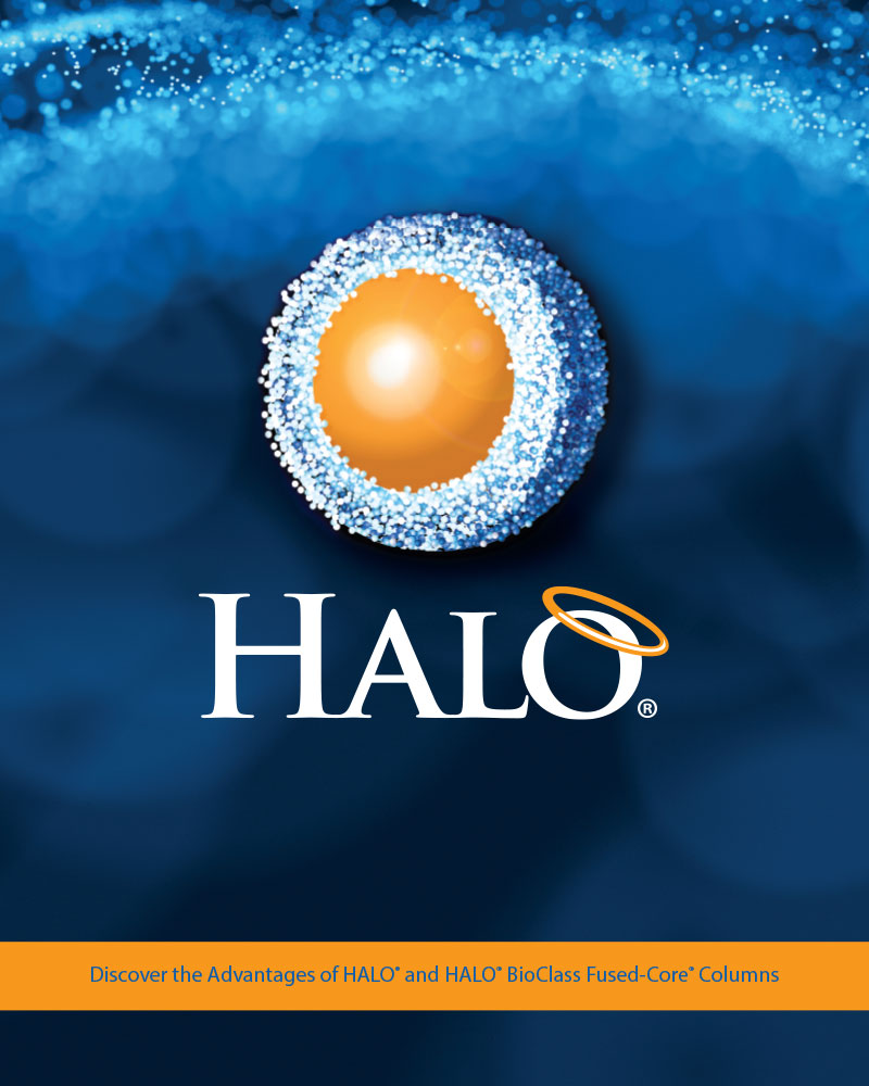 advantages of halo and halo bioclass fused core columns