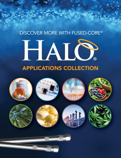 cover art of applications collection for hplc columns